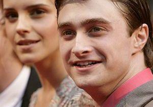 Harry Potter  et Emma Watson dans le livre des records !