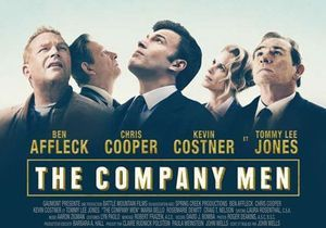 "J'y vais ? J'y vais pas ? ""The Company men"""