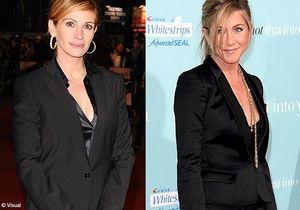 Julia Roberts et Jennifer Aniston, présentatrices de choc ?