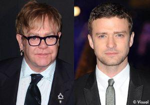 Justin Timberlake dans la peau d'Elton John ?