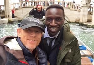 Les photos du tournage d'Inferno, avec Omar Sy et Tom Hanks