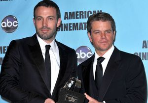 Matt Damon et Ben Affleck réaliseront un film sur le scandale de la FIFA