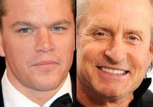 Matt Damon : l'amant secret de Michael Douglas ?