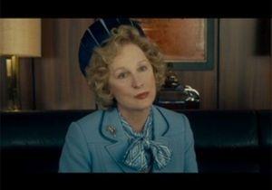 Meryl Streep en Margaret Tchatcher, les premières images