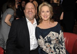 Meryl Streep et Harvey Weinstein en guerre contre les armes