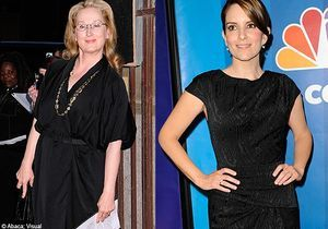 Meryl Streep et Tina Fey : mère et fille au ciné !