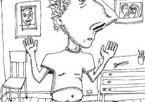Michel Gondry vous caricature par internet