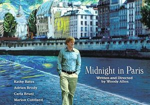 « Midnight in Paris » : une affiche inspirée de Van Gogh