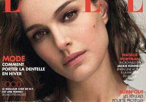 Natalie Portman en couverture de ELLE cette semaine