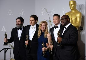 Oscars 2014: le meilleur film de l'année, c'est «12 Years a Slave» !