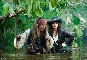 Pirates des Caraïbes 4 en avant-première mondiale à Cannes !