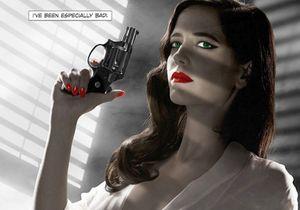 Quand la poitrine d'Eva Green offfusque les Américains...