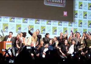 #PrêtàLiker : les héros Marvel et X-Men réunis sur un selfie