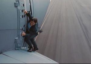 #PrêtàLiker : Quand Tom Cruise réalise lui-même ses cascades