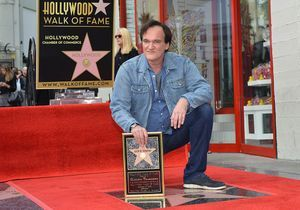 Quentin Tarantino a (enfin) son étoile sur Hollywood Boulevard