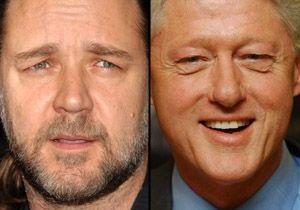 Russell Crow dans la peau de Bill Clinton ?