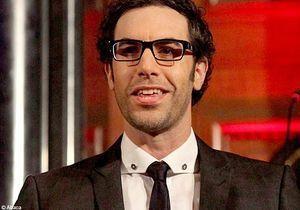 Sacha Baron Cohen : Borat chez les Men In Black ?