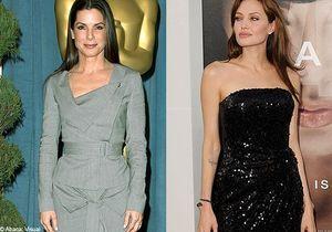 Sandra Bullock écrase Angelina Jolie