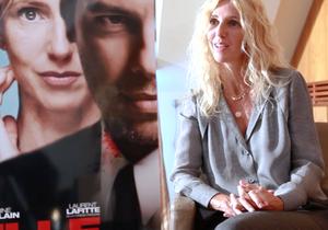 "Sandrine Kiberlain : ""Ado, j'ai demandé un autographe à Dustin Hoffman !"""
