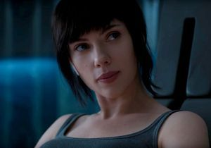 Scarlett Johansson, plus badass que jamais dans « Ghost In The Shell »