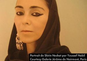 """Shirin Neshat : """"Iranienne et artiste : difficile de trouver l'équilibre!"""""""
