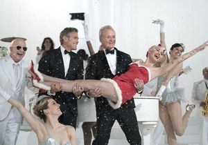 Sofia Coppola fête Noël avec Bill Murray et Miley Cyrus pour Netflix