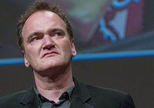 Tarantino porte plainte après la fuite de son scénario
