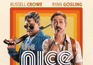 « The Nice Guys » : Ryan Gosling et Russel Crowe dans une bande-annonce déjantée