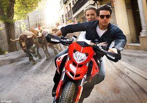 Tom Cruise et Cameron Diaz : leurs retrouvailles à l'écran