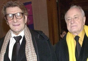 Yves Saint Laurent bientôt au cinéma