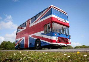 Et si vous dormiez dans le célèbre bus des Spice Girls ?