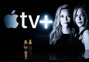 Apple TV + : Apple se lance dans le streaming avec Jennifer Aniston, Spielberg et Oprah Winfrey