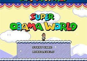 Barack Obama, le jeu vidéo