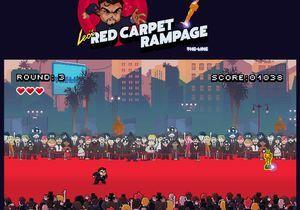 Leo's Red Carpet Rampage : le jeu vidéo pour aider Leonardo DiCaprio à obtenir un oscar