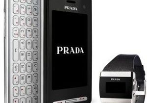 LG s'habille en Prada