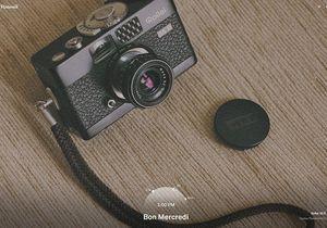 Pinterest met de belles photos sur nos fenêtres