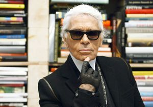Karl Lagerfeld : sa dernière interview à ELLE