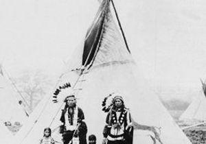 Le dernier des Cherokees