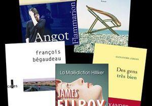 Livres : la it-liste de la rentrée 2011