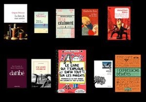 Livres: le top ten du ELLE