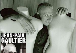 Bio. Gaultier deshabillé !