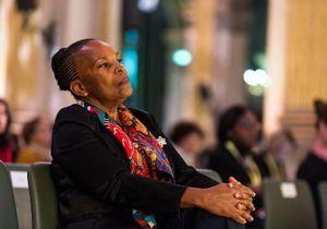 Christiane Taubira :« Je ne vois pas ce qui va faire changer les racistes ! Il y aura toujours des torchons pour produire des torcheries »