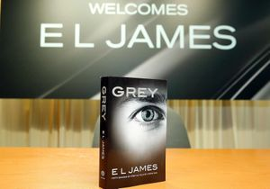 « Grey » : le nouveau livre de E.L. James est déjà un best-seller