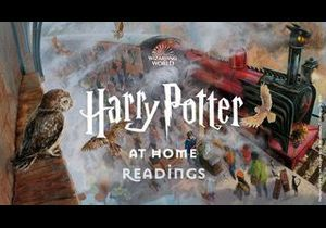 Harry Potter : Daniel Radcliffe et David Beckham vous font la lecture à la maison