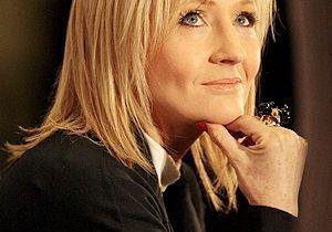 J.K. Rowling reçoit la légion d'honneur