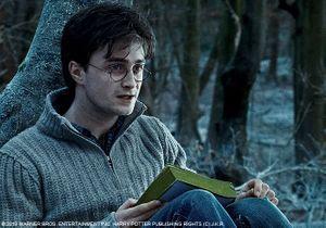 J.K. Rowling rédige une encyclopédie « Harry Potter »