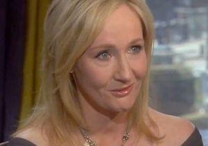 J.K. Rowling : prête à écrire la suite d'Harry Potter ?