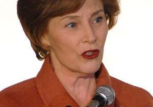 Laura Bush publiera ses mémoires