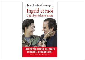 Les révélations du mari d'Ingrid Betancourt