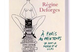 Régine Deforges... lue par Sonia Rykiel